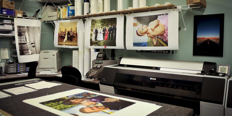 Заказ печати изображений