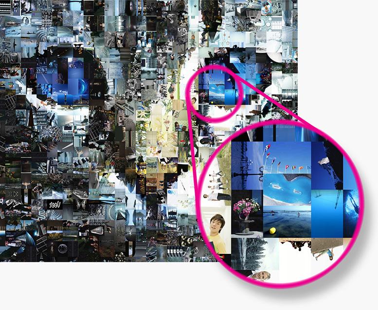 Тайл фотография программы коржа измельчите